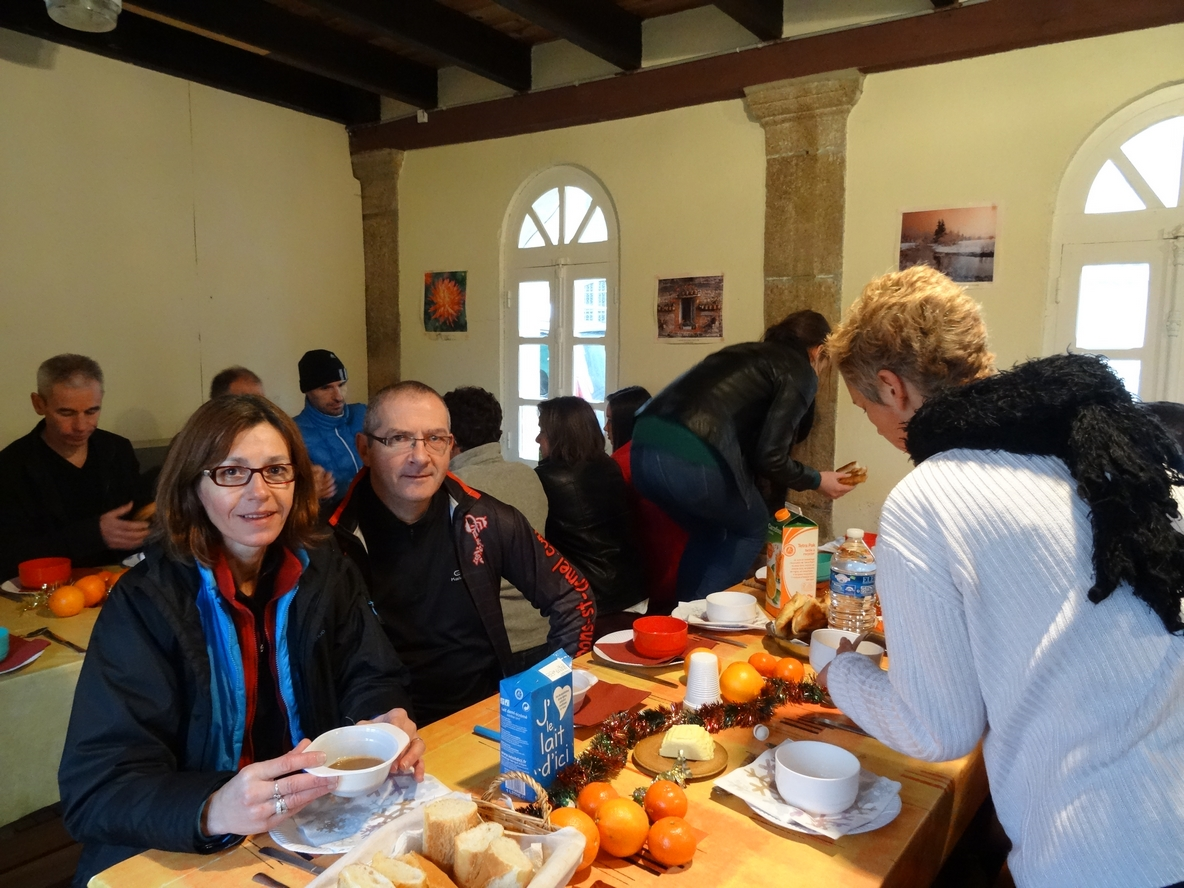 Marathon de Ste Anne d'Auray - 21 décembre 2014