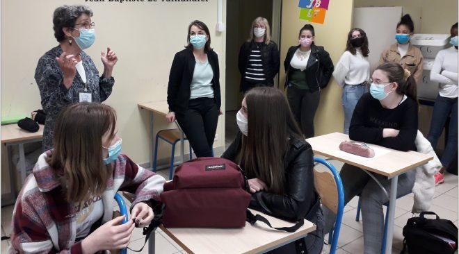 Opération de solidarité Bol de riz 2021 au Lycée Jean Baptiste le Taillandier